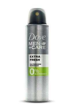 Dove Extra Fresh dezodorants vīriešiem 150ml
