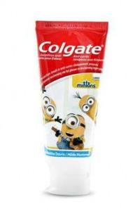Colgate 50ml 6+ Minions