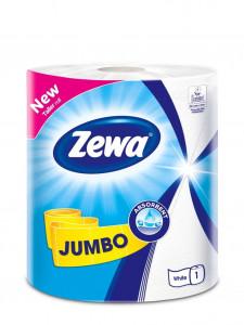 ZEWA Jumbo - Virtuves Dvieli 400 loksnes