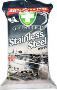 Green Shield Stainless Steel x70