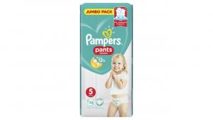 Pampers Pants #5 (12-17kg) 48gb
