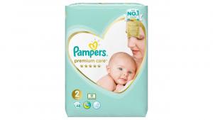 Pampers Premium Care #2 (4-8kg) 68gb