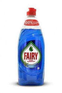 Fairy 625ml Eukalyptus