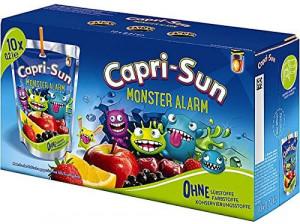 Capri Sun Monster Alarm Drink (200mlx10)