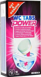GG Power WC tabs x16