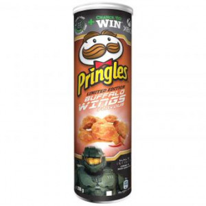 Pringles Buffalo Wings  - Kartupeļu čipsi 200g