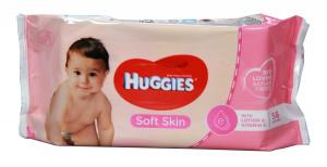 Huggies Soft skin (52)