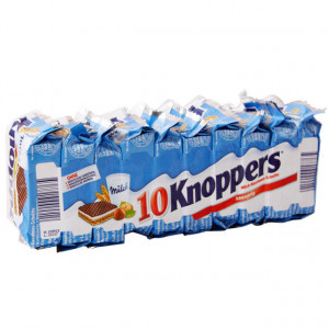 Knoppers x10 250g