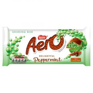 Nestle Aero Peppermint 90g