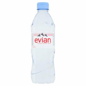 Minerālūdens Evian negāzēts 0.5L