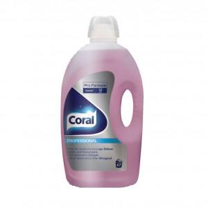 Coral Professional x67 veļas mazgāšanas līdzeklis delikātai veļai 5L
