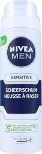 Nivea Men Sensitive Shaving Foam Pianka 200ml