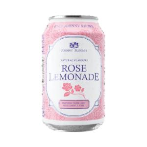 Johnny Blooms Rose dzēriens 0.33l
