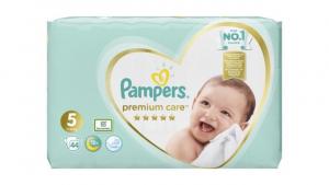 Pampers Premium Care #5 (11-16kg) 44gb
