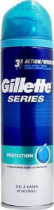 Gillette Series 200ml Protection  skūšanās želeja
