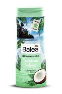 Balea 300ml Caribbean Feelings cremedushe