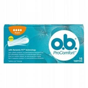 O.B ProComfort Super x16