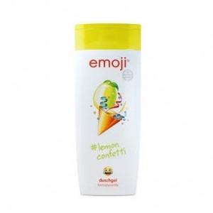 Emoji Lemon Confetti dušas želeja 250ml