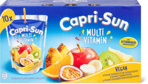 Capri-Sun Multivitamin (200mlx10)