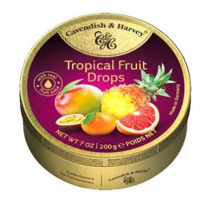 C&H ledenes ar tropu augļu garšu 200g