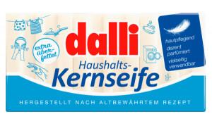 Dalli Haushalts Kernseife ziepes 3x100g 300g