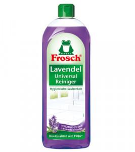 Frosch Lavendel Universal Reiniger universāls tīrīšanas līdzeklis 750ml