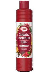 🌶️Hela Curry Gewurz Extra Hot Ketchup 800ml
