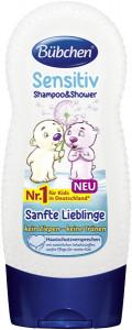 Bubchen Sanfte Lieblinge Sensitive šampūns un kondicionieris bērniem 230ml