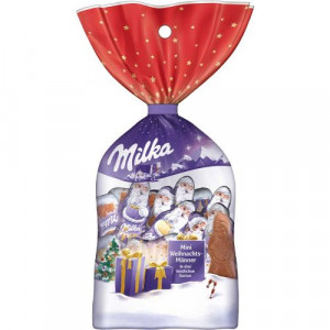 Milka Mini Santa 120g