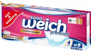 G&G Sooo Weich Klassik 4Lag Papier Tolale. X10