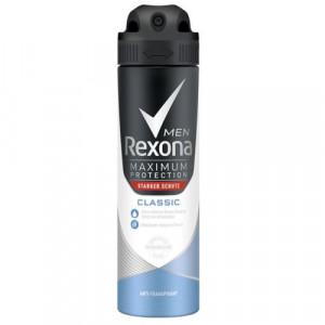 Rexona Men Maximum Protection Classic Deo 150mlRexona Men Maximum Protection Classic Deo 150ml
