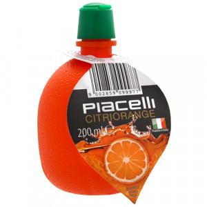 Piacelli apelsīnu sulas koncentrāts 200ml