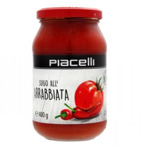 Piacelli Arrabbiata tomātu mērce ar čili 400g