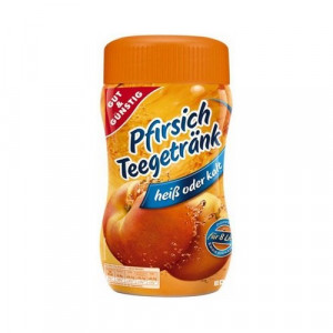 G&G Pfrisch tēja granulās ar persiku garšu 400g