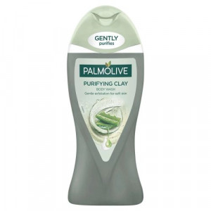Palmolive Purifying Clay dušas želeja ar alveju 250ml