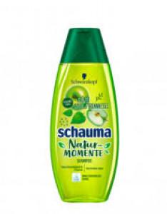 Schauma Nature Moments Gruner Apfel Brenn šampūns 350ml
