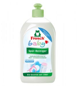 Frosch Baby mazgāšanas līdzeklis bērnu piederumiem 500ml