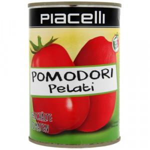 Piacelli Pomodori Pelati mizoti tomāti 400g