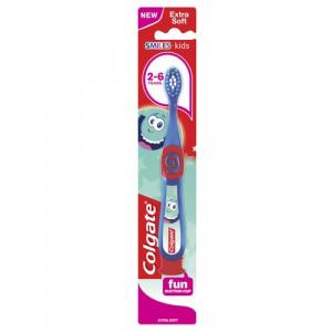 Colgate Smiles Kids Extra Soft (2-6 gadi) zobu birste