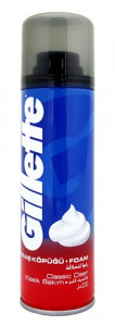 Gillette Classic Clean 200ml
