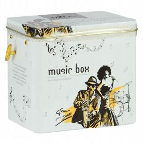 Chelton Music Box Tea for two melnā tēja 100g