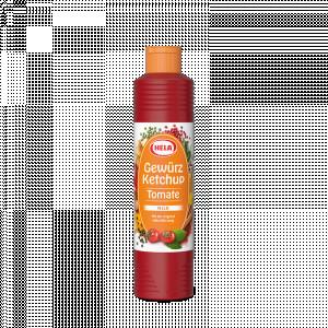 Hela Tomaten Gewurz mild Wurzig Ketchup 800ml