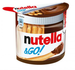 Nutella & Go! 52g