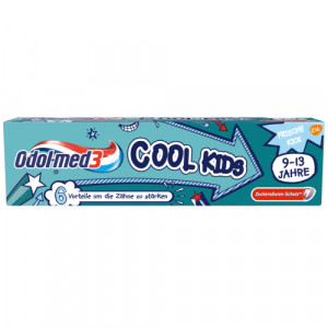 Odol-med3 Cool Kids zobu pasta bērniem 9-13g 75ml