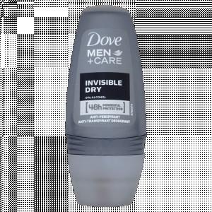 Dove Men Invisible Dry dezodoranta rullītis 50ml