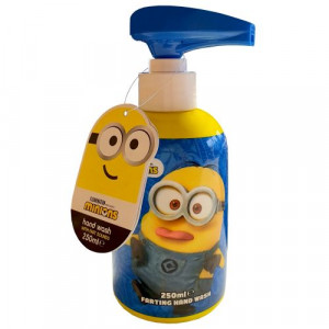 Minions Fart Sounds šķidrās ziepes 250ml