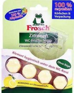 Frosch WC Zitronen 42g