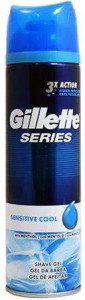 Gillette Series 200ml Sensitive Cool