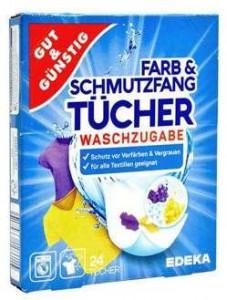 Gut&Gunstig veļas lupatiņas x24