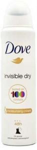 Dove Invisible Dry dezodorants sievietēm 150ml
